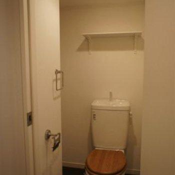 バストイレは別となっていて○