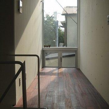 2階部分、明るいです