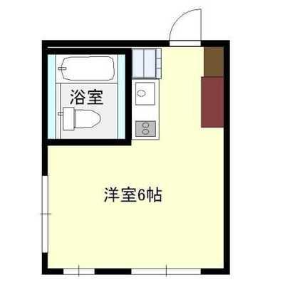 TOMOS羽田 入居者特典つき! の間取り