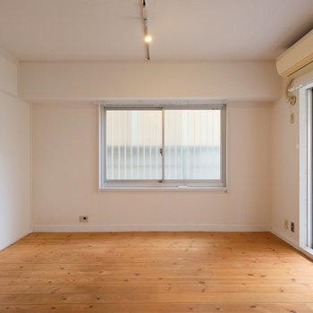 1階でも角部屋はやっぱり明るめ◎