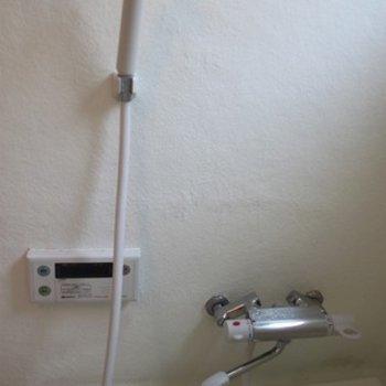 別角度のバスルーム