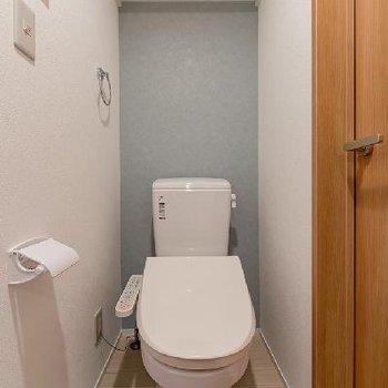 トイレはこんな感じ。※写真は前回募集時のものです