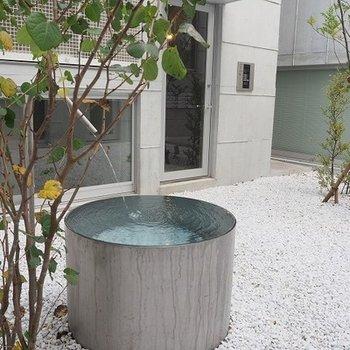 三鷹の井戸