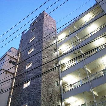 立派なマンション※写真は前回募集時のものです