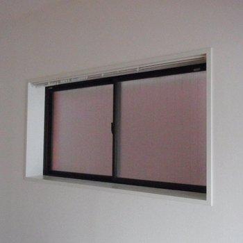 リビングの窓