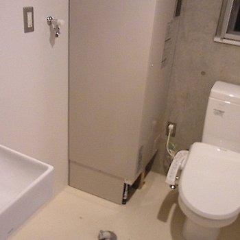脱衣スペース※画像は別室です