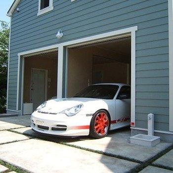 車が大好きな人の為のお部屋