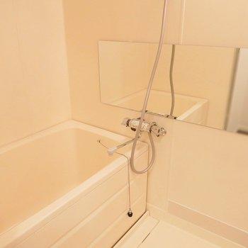 お風呂はこれくらいです。※写真は前回募集時のものです