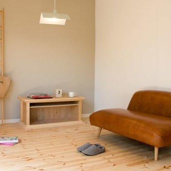 家具を置くならナチュラルテイストが素敵♪※写真はイメージです