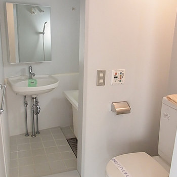 バスルーム(画像は別室です)