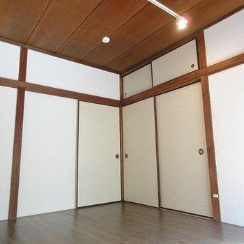 現代っ子のための和室