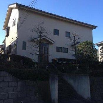 横浜テラスハウス