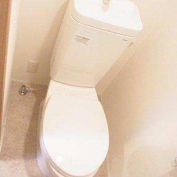 トイレも綺麗です。※写真は前回募集時のものです
