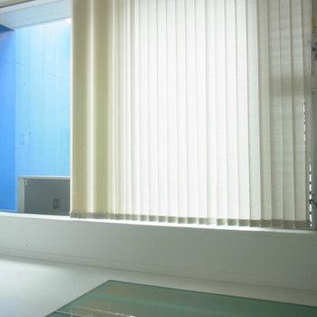 こちらも窓が大きく明るい!