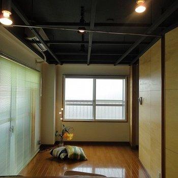この天井!