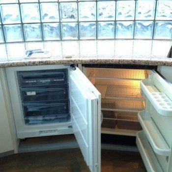 冷蔵庫と洗濯機付き!