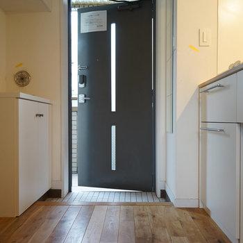 キッチン空間も十分な広さ◎