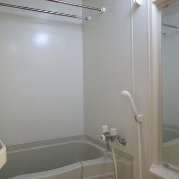 浴室乾燥機能完備!※写真は前回募集時のものです。