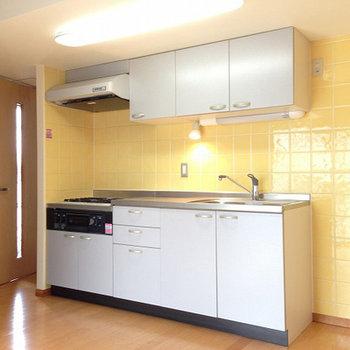 キッチン、いい感じです。※写真は前回募集時のものです。