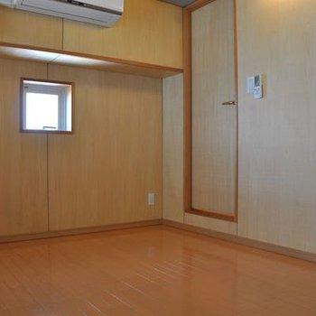2Fの部屋に、バスルームが付属。