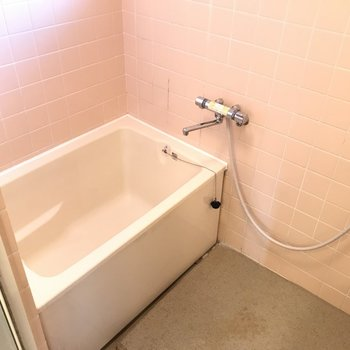 バスルーム。レトロ