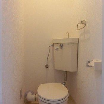 きれいなおトイレ