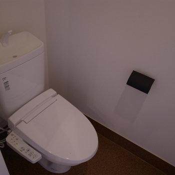 トイレの設備ももちろん整ってます