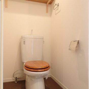 【前回募集時の写真です】トイレも一新してあります