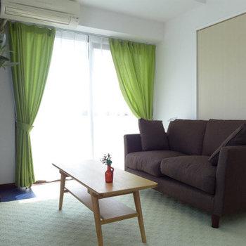 家具の組み合わせ次第でお部屋もアナタ模様に!