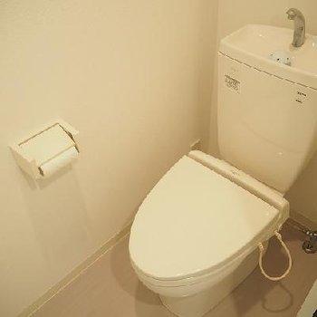 トイレ ※写真は別部屋