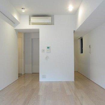 お部屋も広々です。 ※写真は別部屋