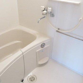 清潔感のあるお風呂