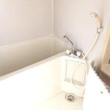 お風呂は清潔です。