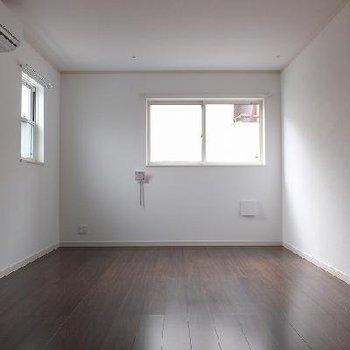 こちらは2階のお部屋。