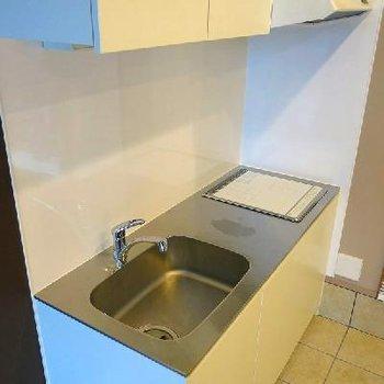 キッチンはなかなかコンパクトめ。※写真は、前回撮影時のもの
