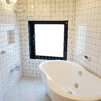 バスルーム可愛すぎ!