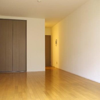 1Kタイプのお部屋。