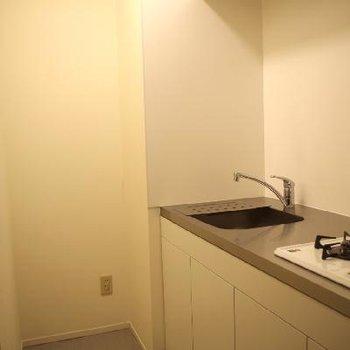 こちらはキッチンスペース。
