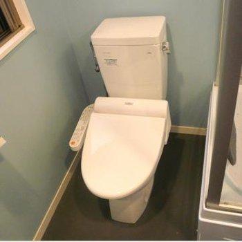 トイレはウォシュレット※画像は別室です