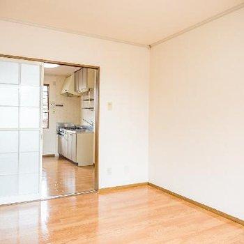 キッチン側にも窓があり、風通しも良いですよ※写真は前回募集時のものです