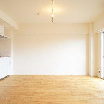 カウンターキッチンが素敵なお部屋になります!
