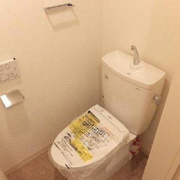 トイレが個室なのいいですね◎※写真は前回募集時のものです