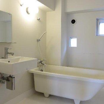 お洒落バスルーム。