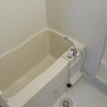 お風呂はシンプルに。