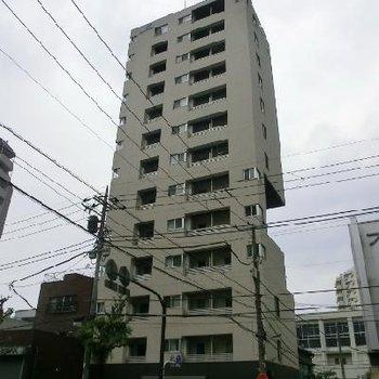 13階建のマンション