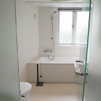 この空間に水周りがあります。 ※写真は別部屋
