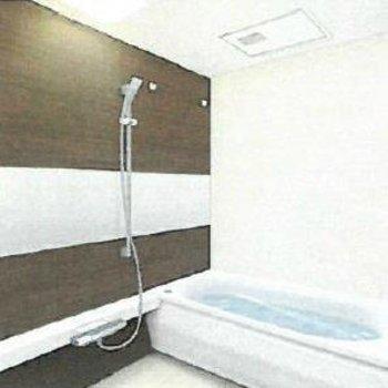 カッコいいお風呂 ※画像はイメージです