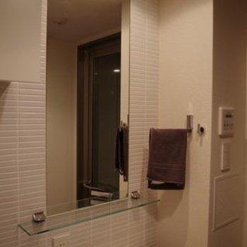 独立洗面台です。 ※写真は別部屋です。