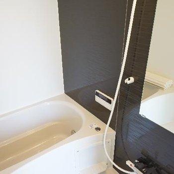 もちろんお風呂も機能的!※写真は前回募集時のものです