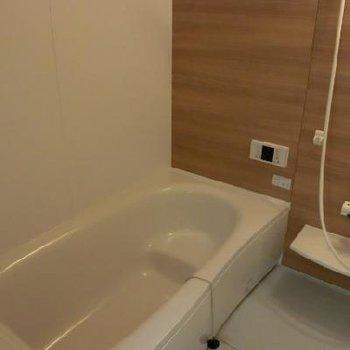座って半身浴ができるタイプのお風呂